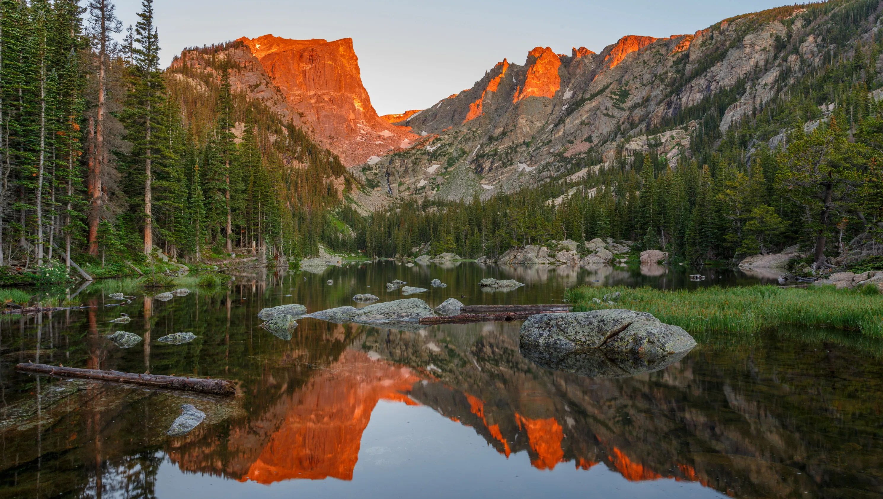 Rocky Mountain National Park Is Picture Perfect