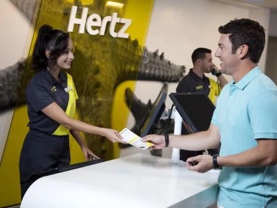 Hertz topped J.D. Power's 2019 North America Rental Car Satisfaction Study.