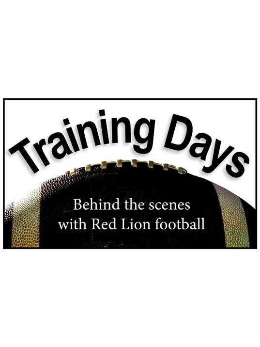Training Days Football logo