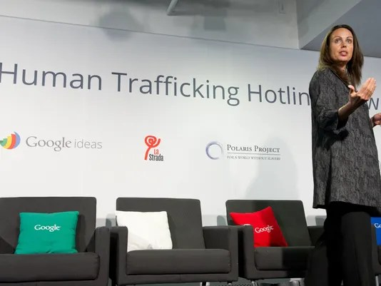 google trafficking