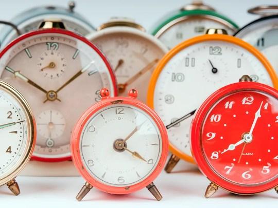 Analog clocks may be teetering on extinction.
