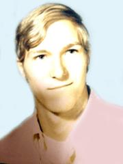 Gerald Lubbehusen was killed in Vietnam. His photo