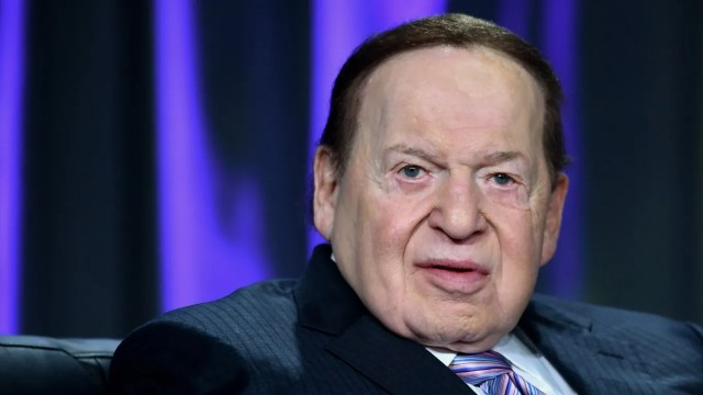 Nevada: Sheldon Adelson     • Est. net worth:  $31.4 billion     • Resides:  Las Vegas With an estimated net worth of $31.4 billion, Sheldon Adelson is the wealthiest person in Nevada and one of the 20 wealthiest people in America. Adelson is the chairman and CEO of Las Vegas Sands, one of the largest casino and resort companies in the world. As the casino business has suffered from the COVID-19 pandemic, Adelson's net worth has shrunk by nearly $4 billion since March 2019.    This is the City Hit Hardest by Extreme Poverty in Nevada