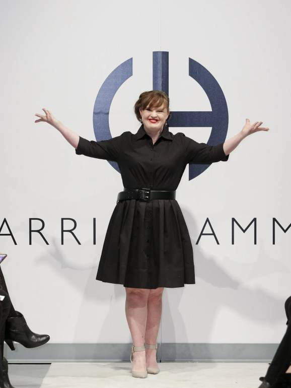 First model with Down syndrome in New York Fashion Week