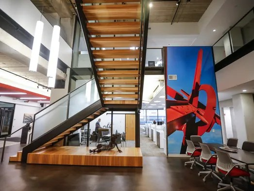 13 Things Youll Find In The Partnerships New Office