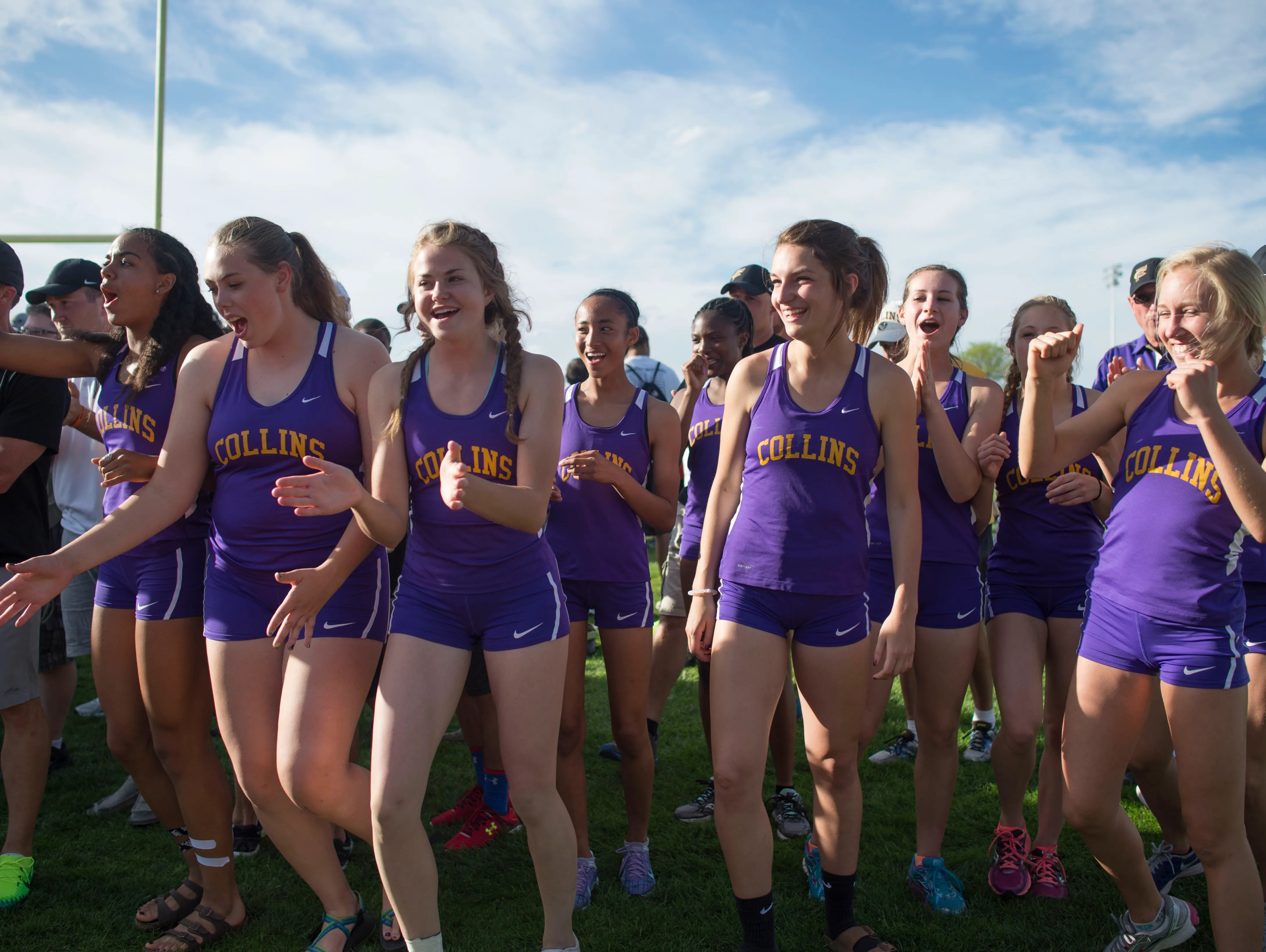 Fort Collins wins 5A girls team state track title | USA TODAY High