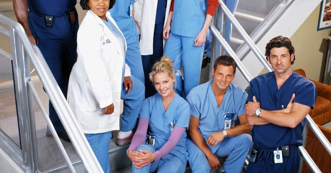 Greys Anatomy The Departed Doctors