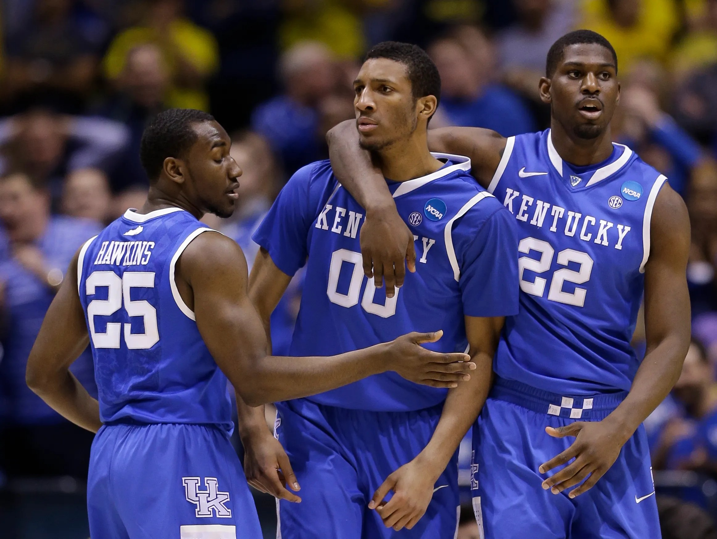 UK Rewind | A look at all five veterans | USA TODAY Sports