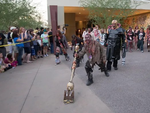5 Zombie Walk Downtown Phoenix