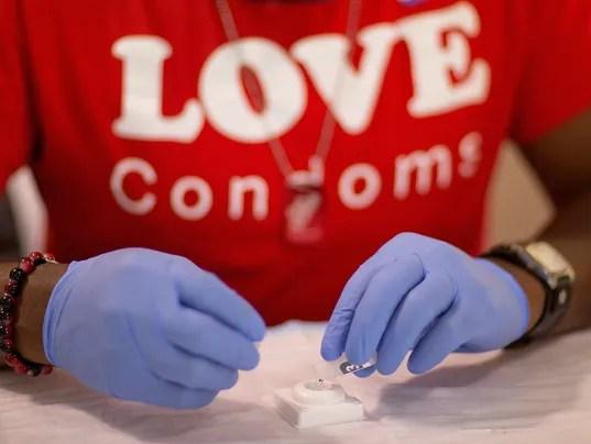 HIV testing