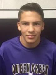 Denen Fernandez, from Queen Creek, is the Arizona Sports