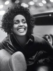 """The superstar was """"simple,"""" says Pat Houston. She only """"became Whitney Houston when it was time for her to get on stage."""""""