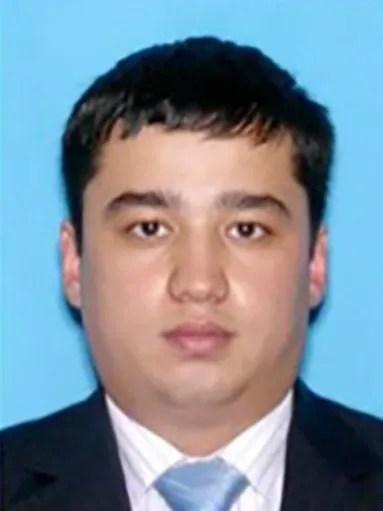 (2015) Nodir Yunusov citizen of Uzbekistan charged