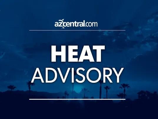 placeholder heat advisory
