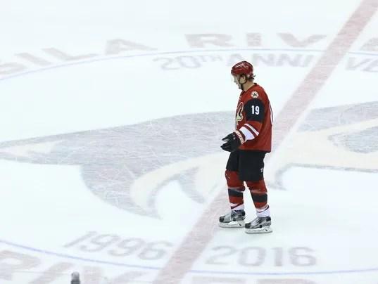 Wild vs Coyotes 2017