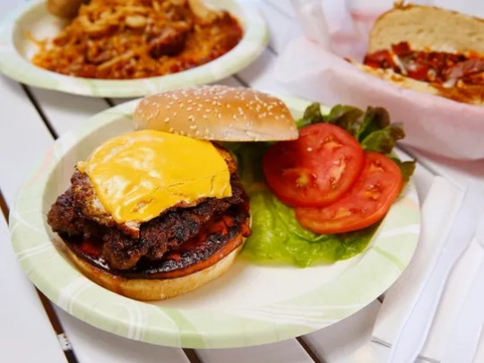 The Big Buck from Wimpy's Paradise in Chandler starts