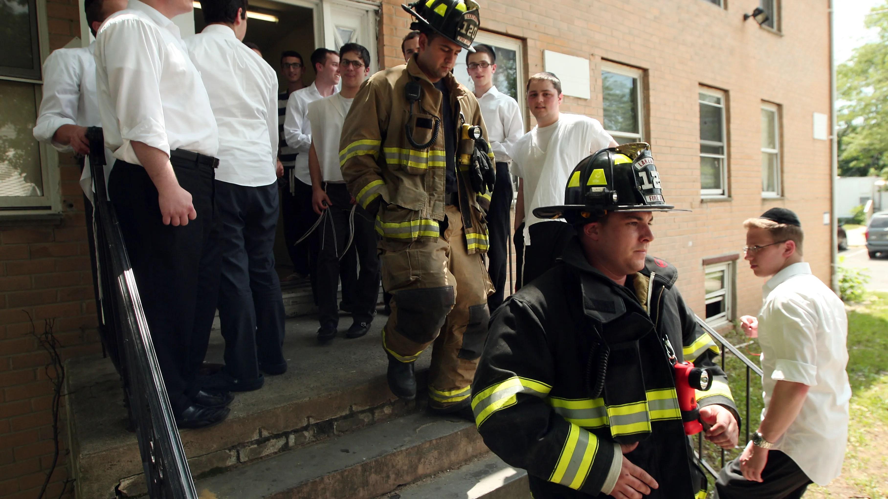 Nj Firefighters Top 95 000 Salary