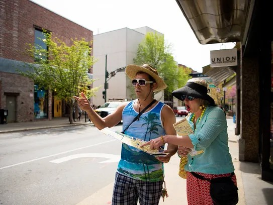 Be A Tourist In Your Own Town Many Ways To Enjoy Asheville