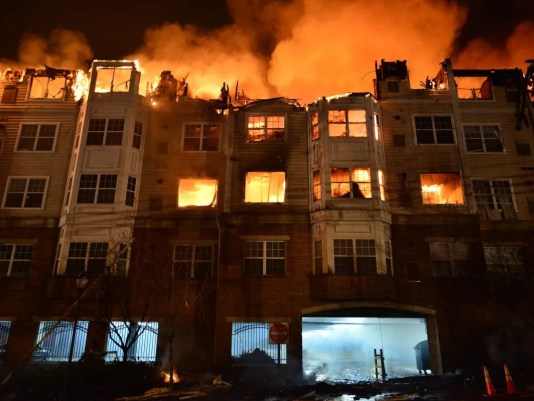 Edgewater Wants Law To Prevent Fires Like Avalon