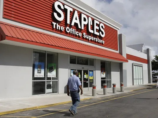 Office Depot Staples Office Supply