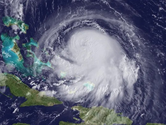 EPA USA CARIBBEAN WEATHER HURRICANE JOAQUIN WEA WEATHER USA AT