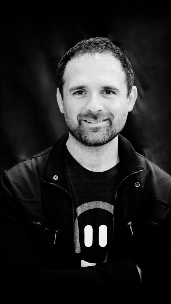 Alex Kruglov, CEO of the Smiletime live chat website.