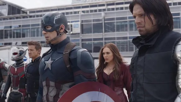 captain america civil war drama trailer