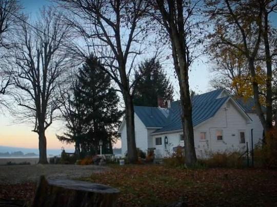 Joey Martin Feek's childhood home.