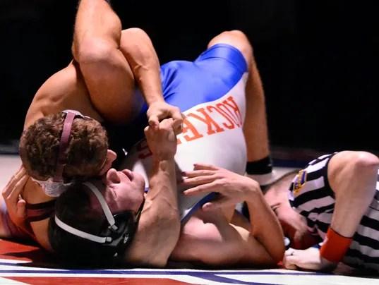 District wrestling