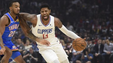 Kawhi Leonard, Paul George to make Clippers debut together against Celtics