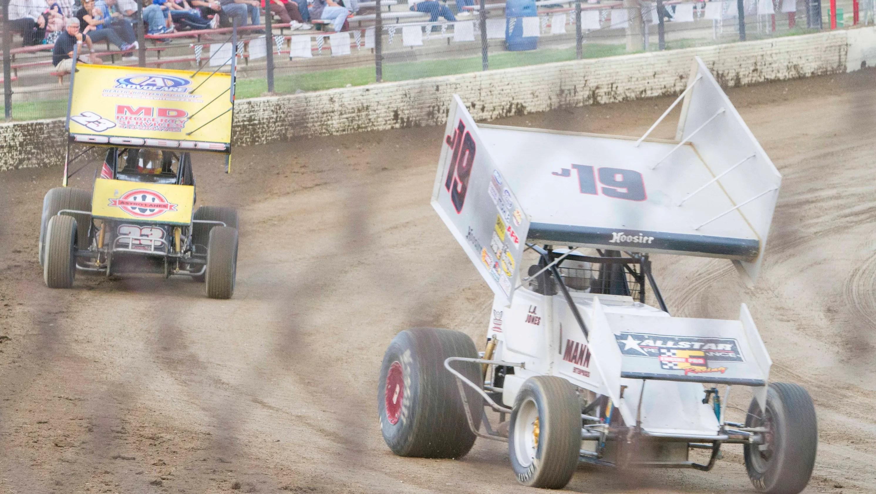 On Indiana Dirt Circuit Drivers Walking On Eggshells