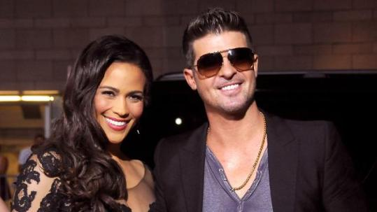, Child Services Now Involved In Robin Thicke & Paula Patton's Custody Battle!