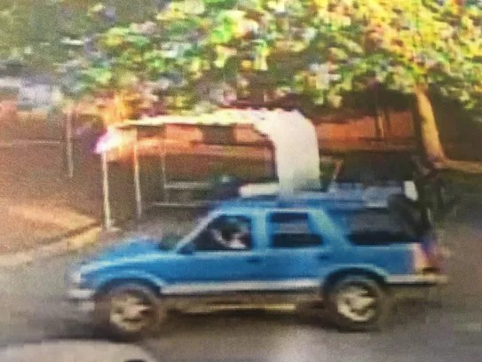 Dallas police are seeking information on this vehicle