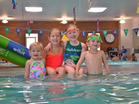 Hubbard Family Swim Schools and The Arizona Sunrays