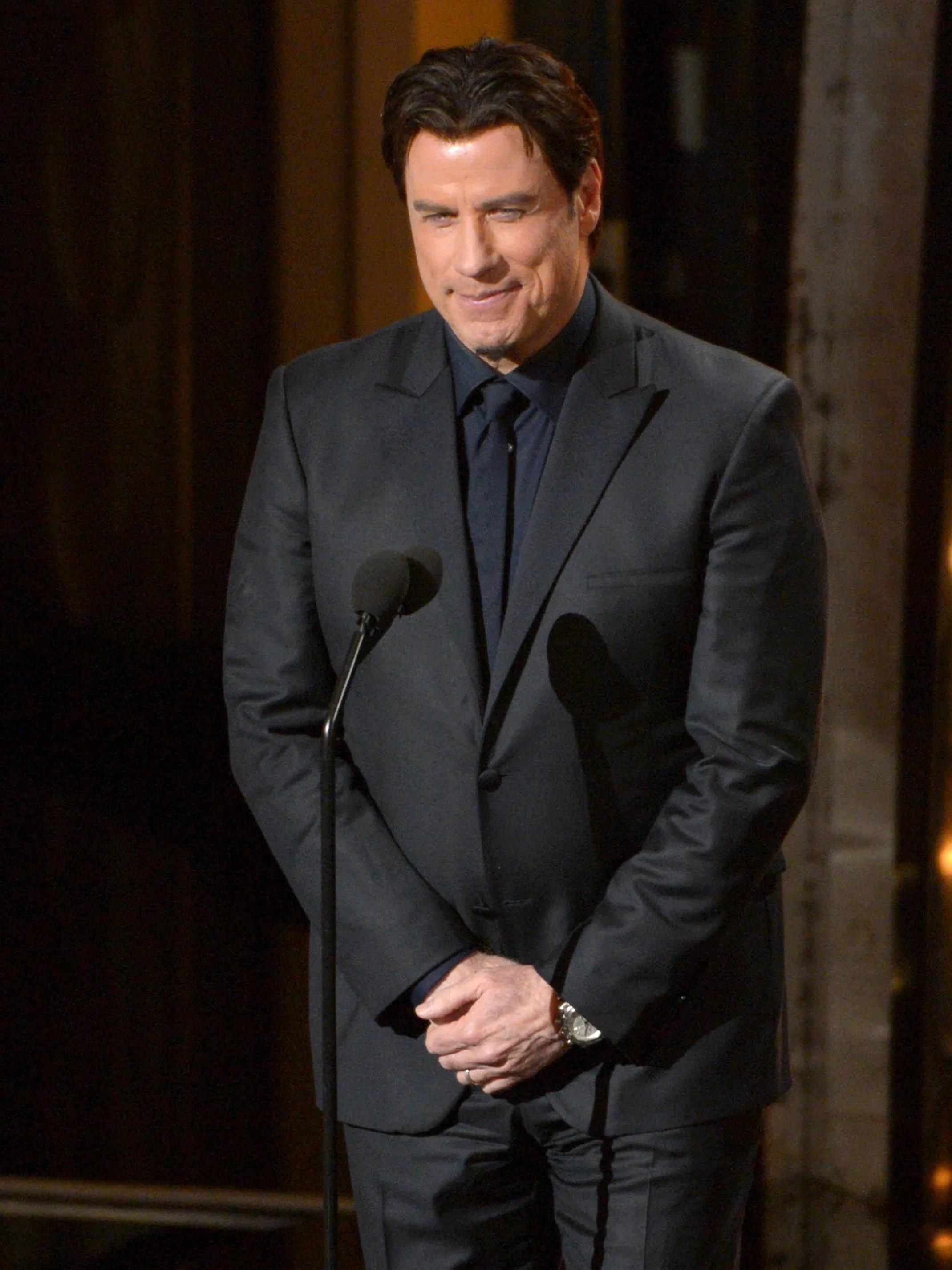 Try The John Travolta Name Generator