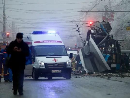 AP Russia Car Killings