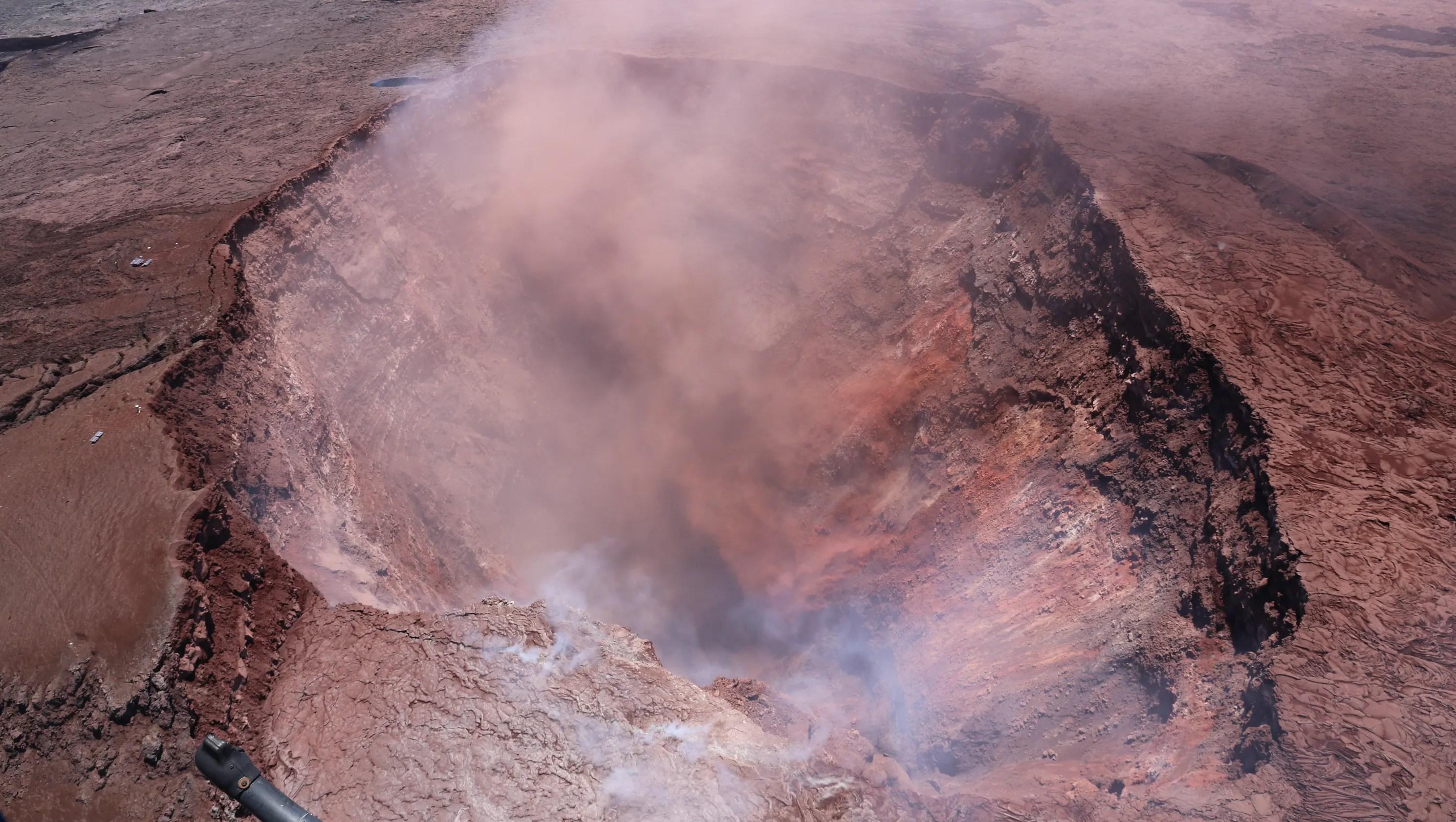 Hawaii Volcano How Long Will Kilauea Erupt Lava Danger Tourism More