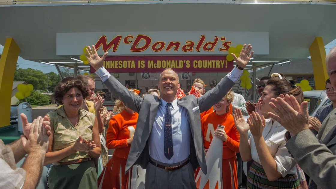 Image result for michael keaton as Ray Kroc