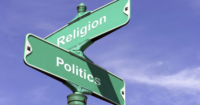 Image result for religion and politics