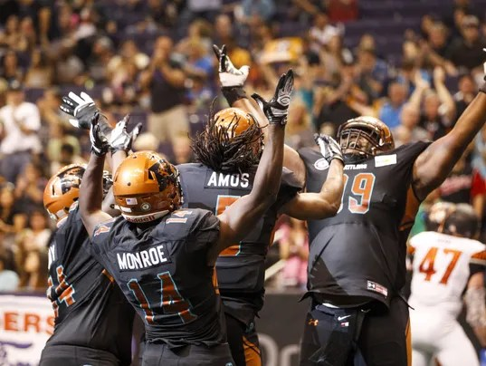 Rattlers vs Empire