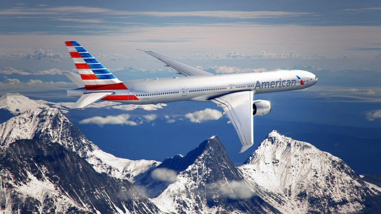 American Airlines has by far the largest debt of any major American airline.