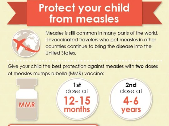 Information from your CDC to protect your child