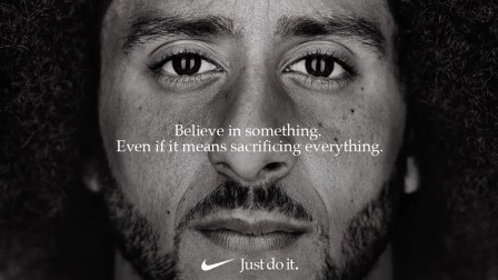 Image result for nike kaepernick