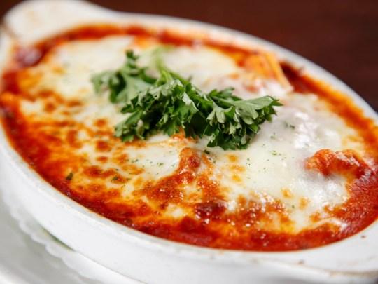 Baked Cavatelli from Mama Lacona's Thursday, Jan. 25,