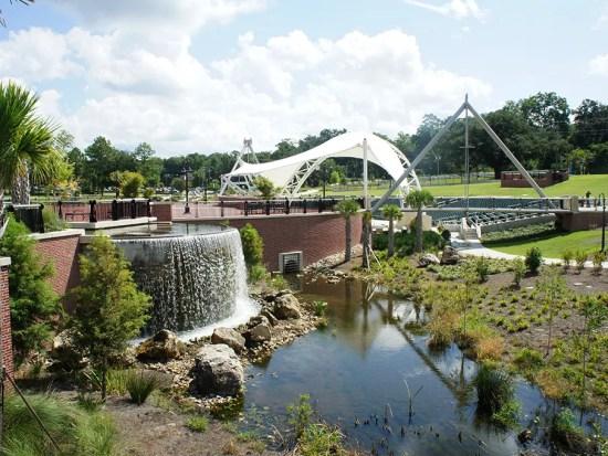 Image result for Cascades Park
