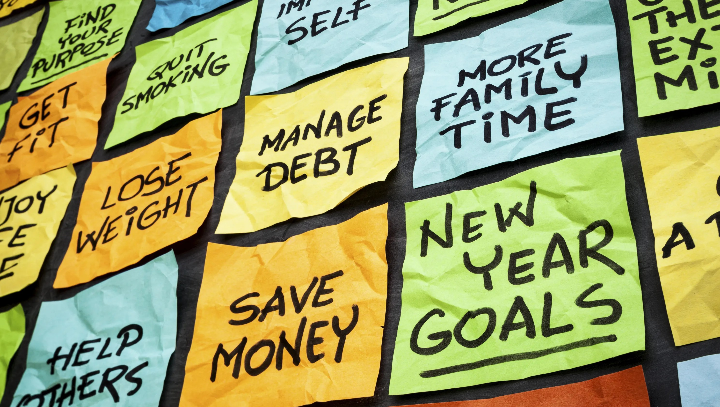 Retirement New Year S Resolutions For Wealth Health
