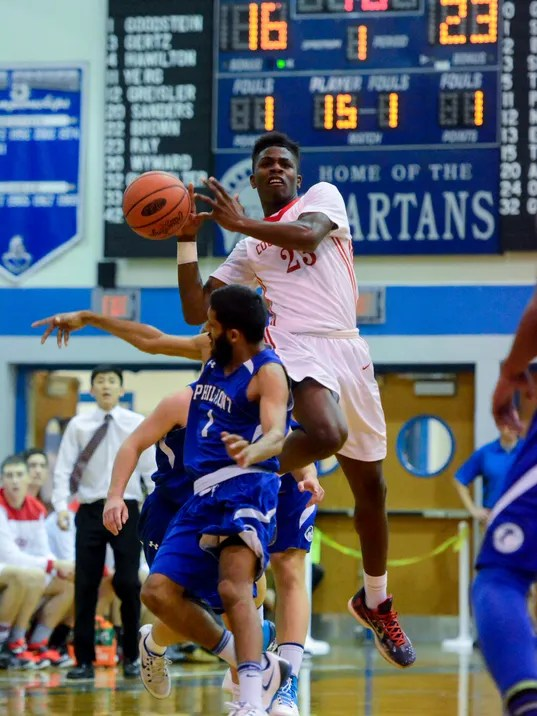 PHOTOS: York Country Day vs. Phil-Mont Christian in a PIAA Class A basketball