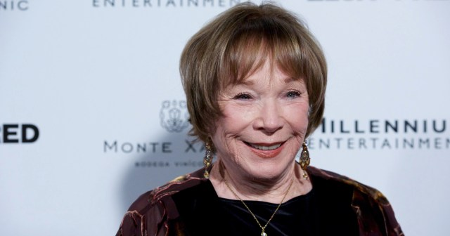 shirley maclaine delights in reading her worst reviews
