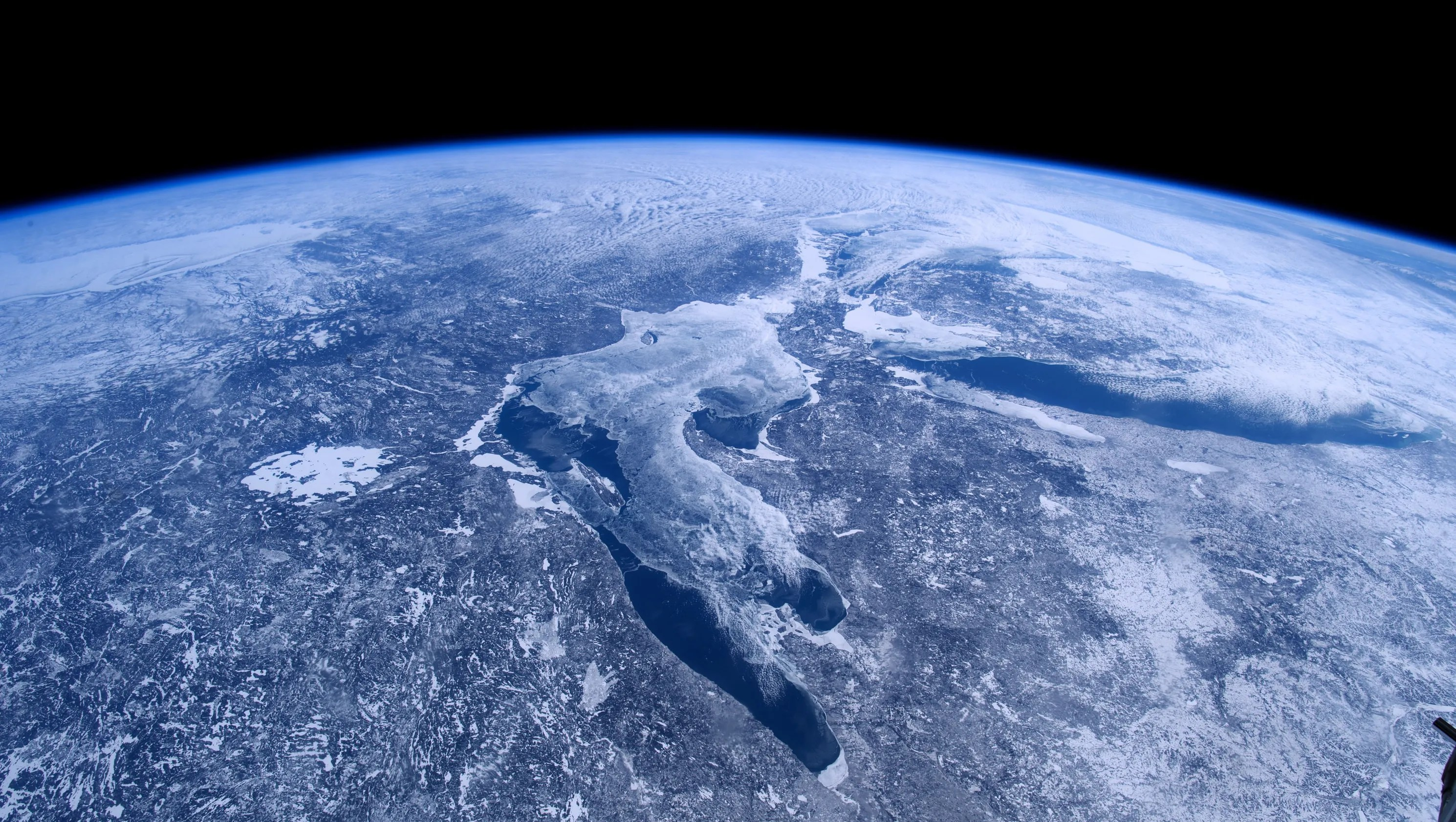 Photos Earth From The Space Station