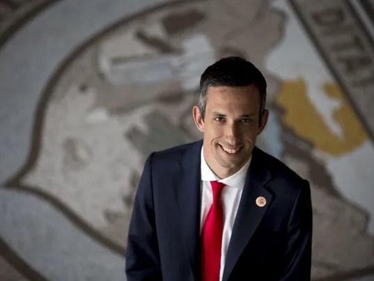 Senator Sean Bowie